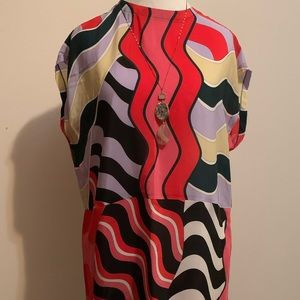 Missoni sheer dress or coverup